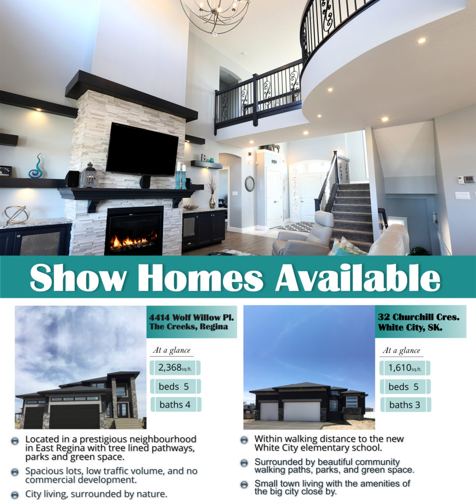 emerald park homes available show home list