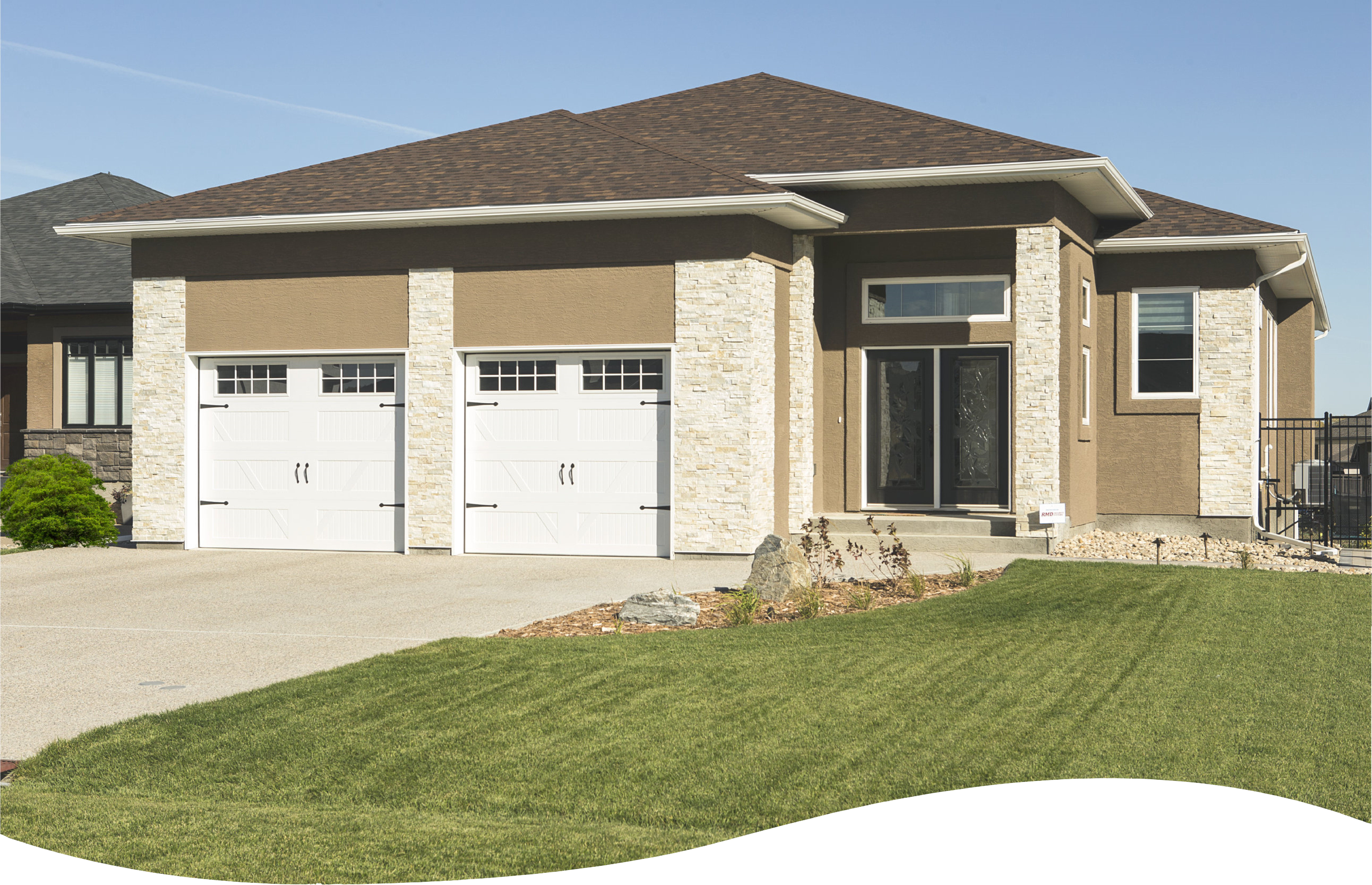 the choice is yours with emerald park homes, custom home builder in Regina
