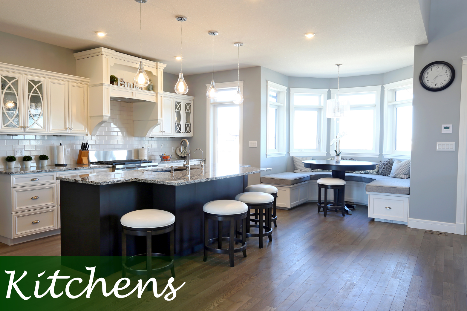 Emerald Park Homes Kitchens
