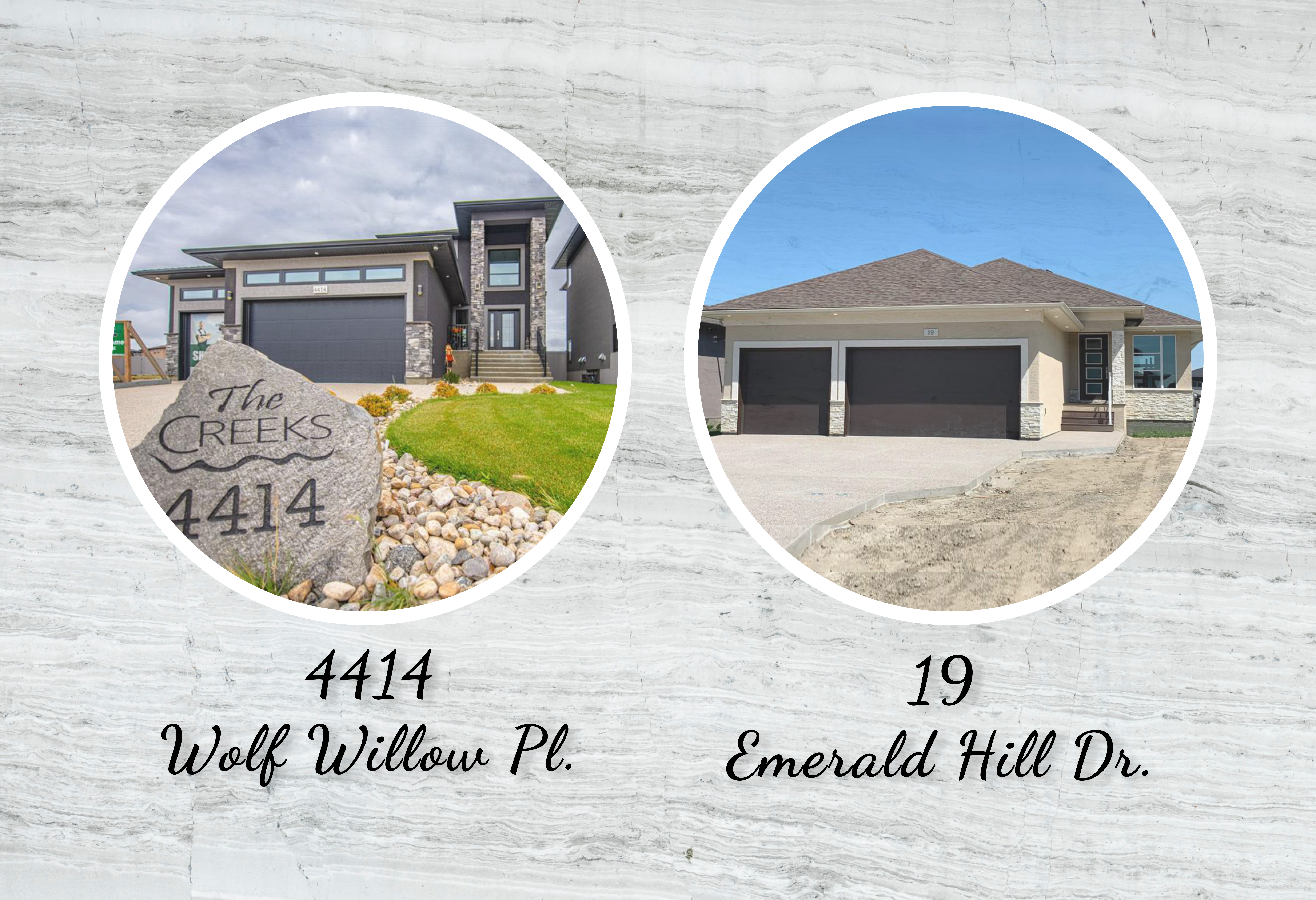 Show Homes For Sale