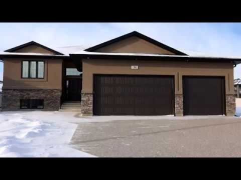 The Churchill Show Home - 1,647sq.ft bungalow floor plan - 2 bed 3 bath