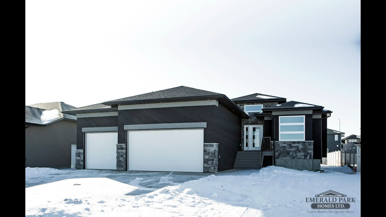 The Churchill - 1,610sq.ft bungalow by Emerald Park Homes