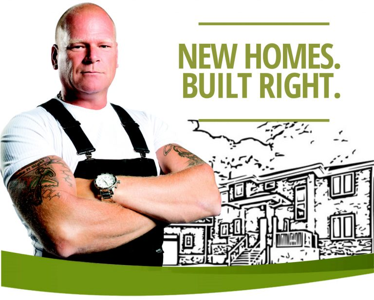 Why build a new home with Regina's first Holmes Approved Home builder?