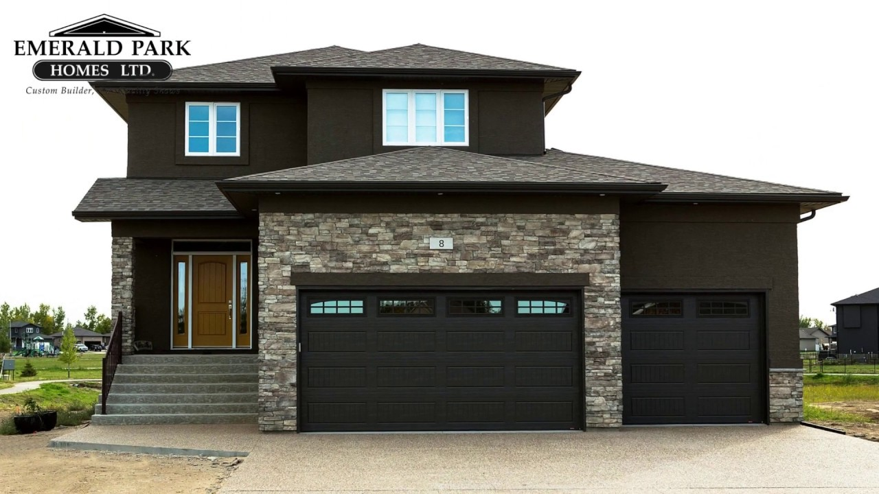 The Ruby - 1,962sq.ft Two Storey Floor Plan - 3 bedrooms 2.5 bathrooms
